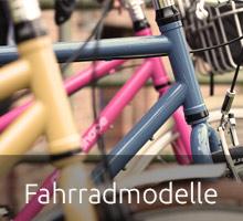 Unsere Fahrradmodelle - Stadt- und Landrad, Touren- und Reiserad