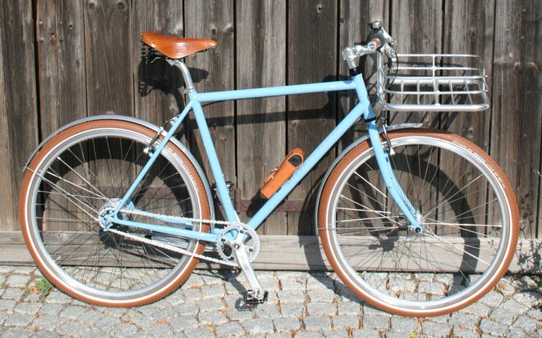 Mein Fahrrad selbst designen