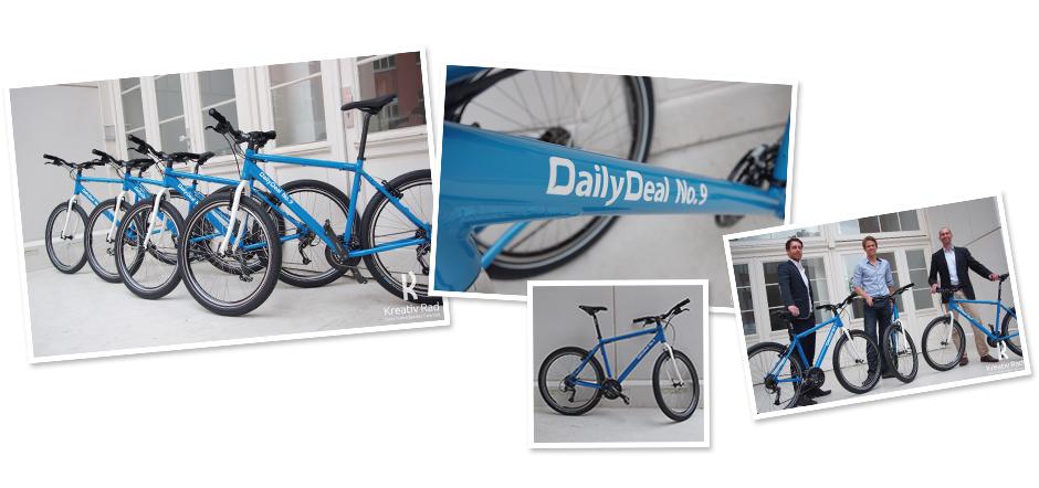 DailyDeal - KreativRad Referenz