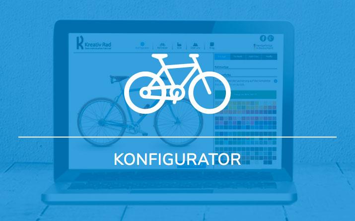 Kreativ Rad konfigurator