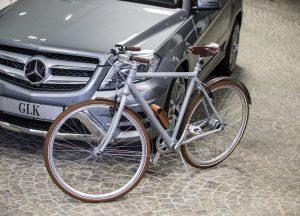 Mercedes Benz Fahrrad