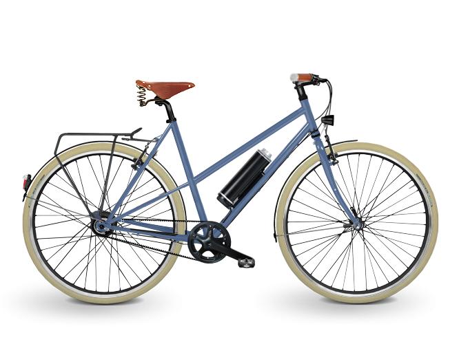 Das PremiumRad (e-Bike) für Frauen