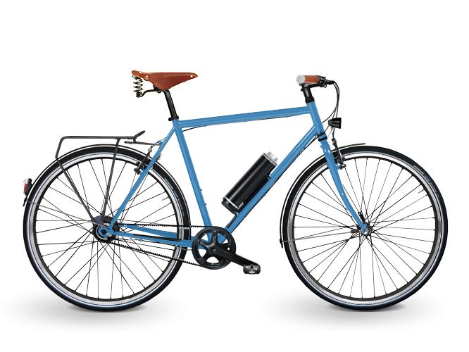 PremiumRad e-Bike. Das Trekkingrad für Herren ausgestattet mit einem eDrive 300Wh und 500Wh von Pendix, auch ePower300 und ePower500 genannt.