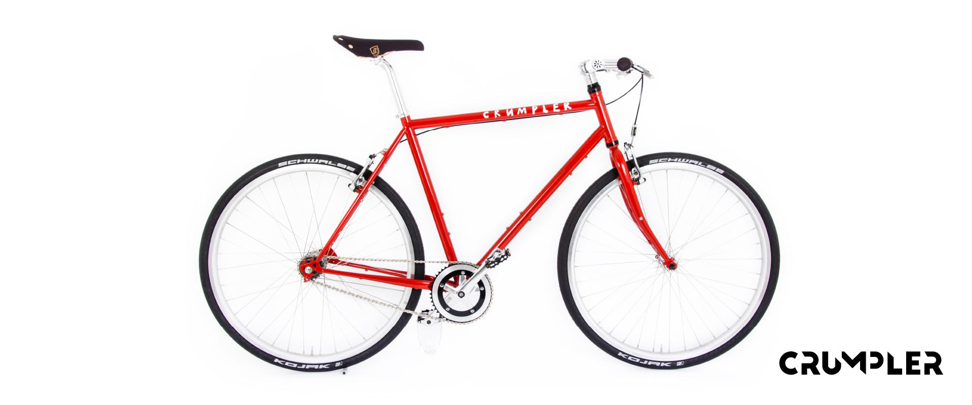 Crumpler Schaufenster-Fahrrad