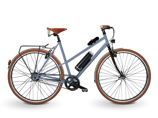 Pendix E-Bike mit eDrive Damen