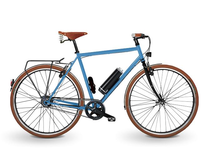 Pendix E-Bike mit eDrive Herren von KreativRad