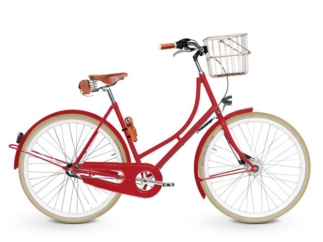 Hollandrad Fahrrad Konfigurator